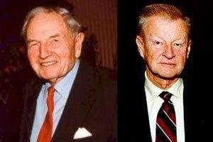 Brzezinski and Rockefeller